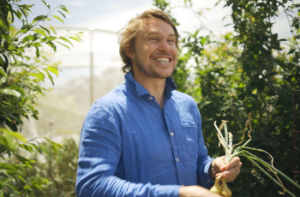MasterChef Australia's Simon Toohey is latest chef to join The Festive Plant Powered Show