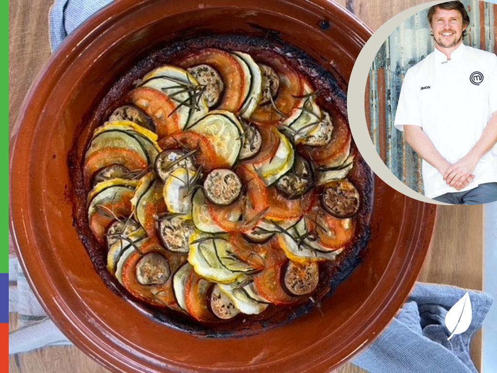 Simon Toohey's classic Ratatouille recipe