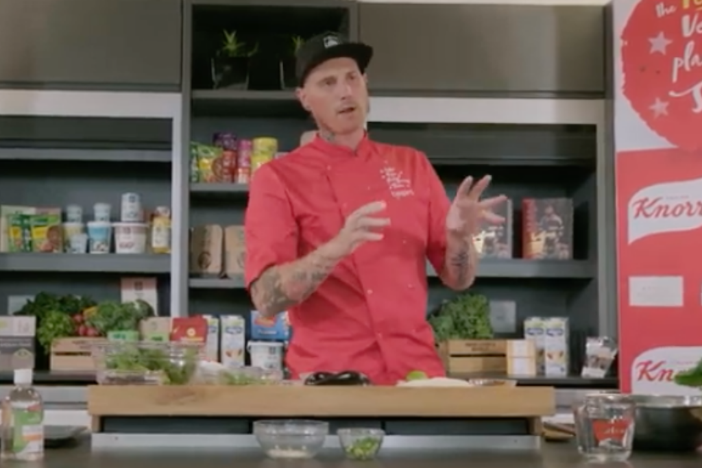 Jay McNamara aka Chef Jay Mac