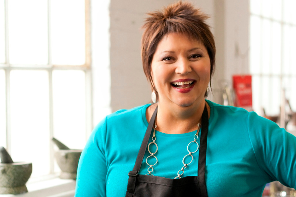 Cooking made fun with Jenny Morris!