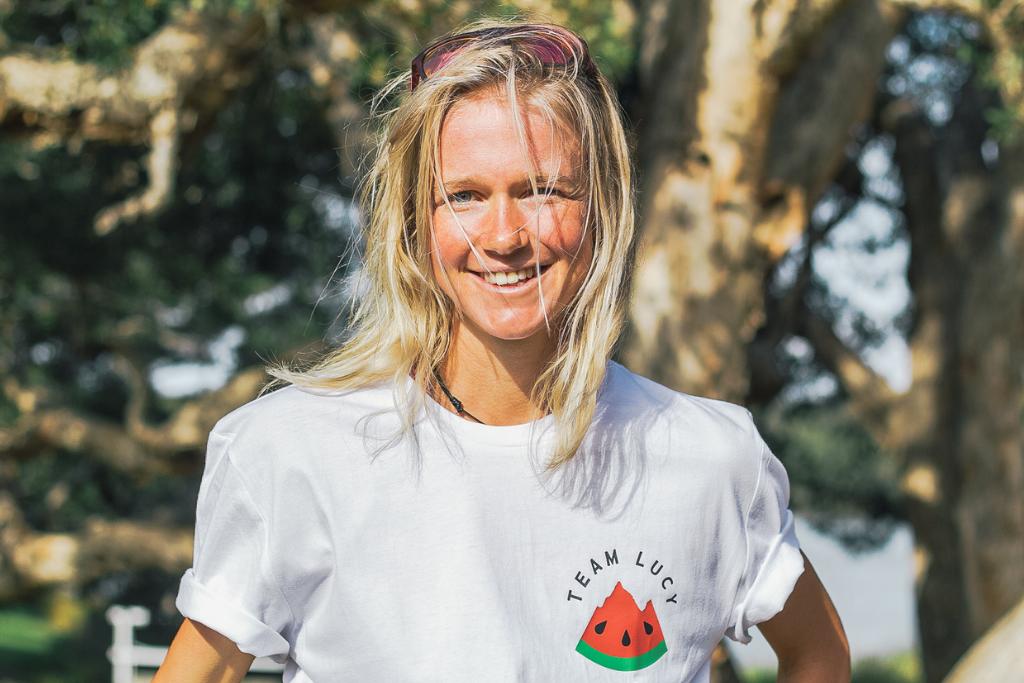 Australian Lucy Bartholomew, professional endurance trail runner